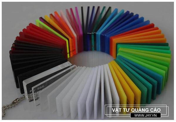 Tấm nhựa mica Đài Loan HÀNG CHUẨN LOẠI TỐT Fusheng