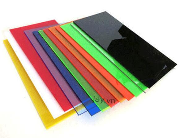 Tấm nhựa Mica Acrylic FS Fusheng độ dày 10mm