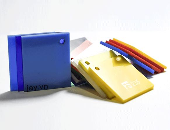 Tấm nhựa Mica Acrylic FS Fusheng độ dày 3mm