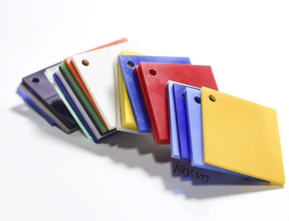 Tấm nhựa Mica Acrylic FS Fusheng độ dày 5mm