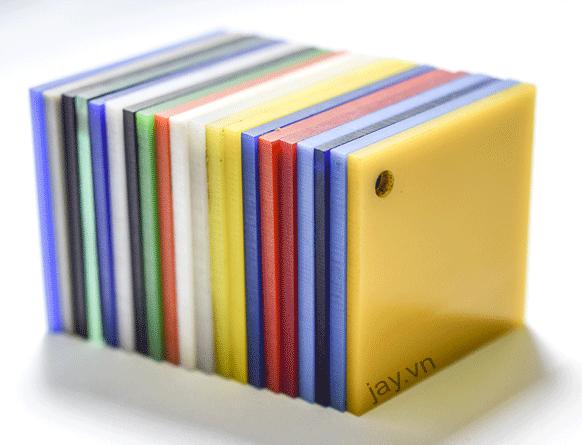 Tấm nhựa Mica Acrylic FS Fusheng độ dày 6mm