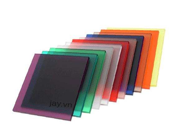 Tấm nhựa Mica Acrylic FS Fusheng độ dày 9mm